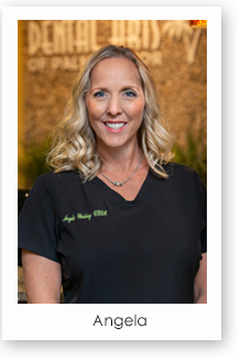registered dental hygienist angela